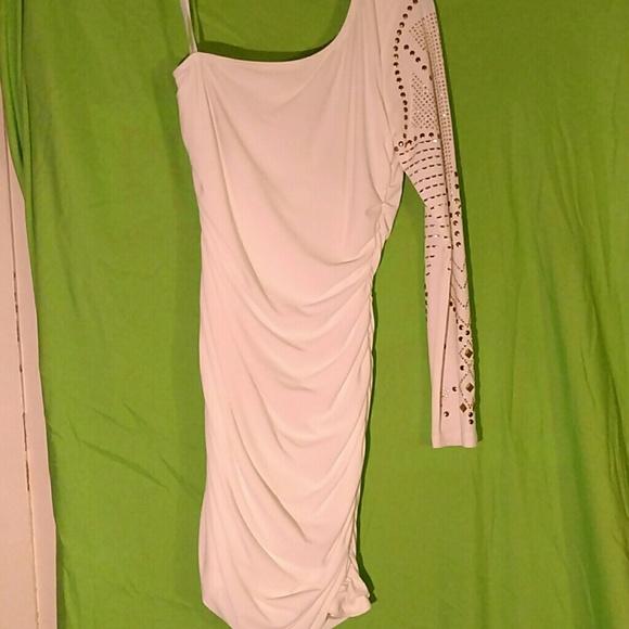 Body Central Dresses & Skirts - One Shoulder Dress